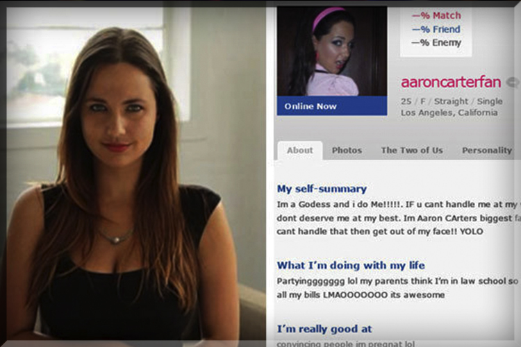 Online dating profile cliches